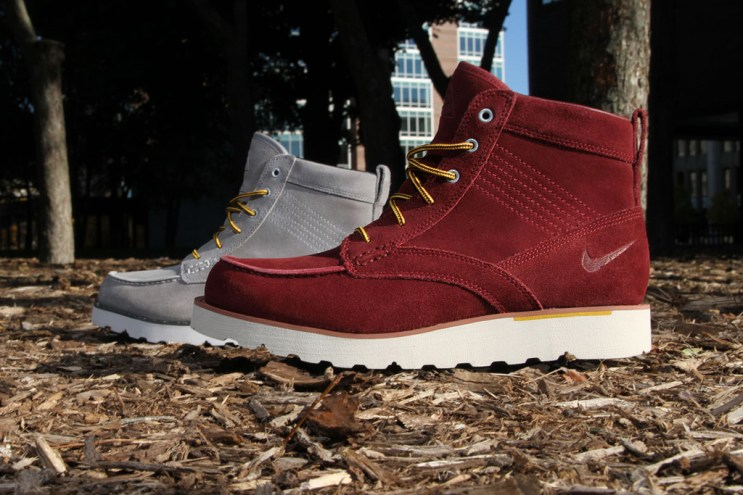 Nike 2012 Fall/Winter Kingman Leather