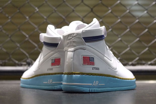 "Nike Air Force 1 Hi ""Presidential"""
