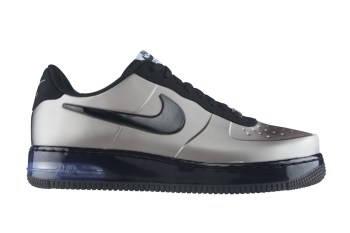 """Nike Air Force 1 Low Foamposite """"Pewter"""""""