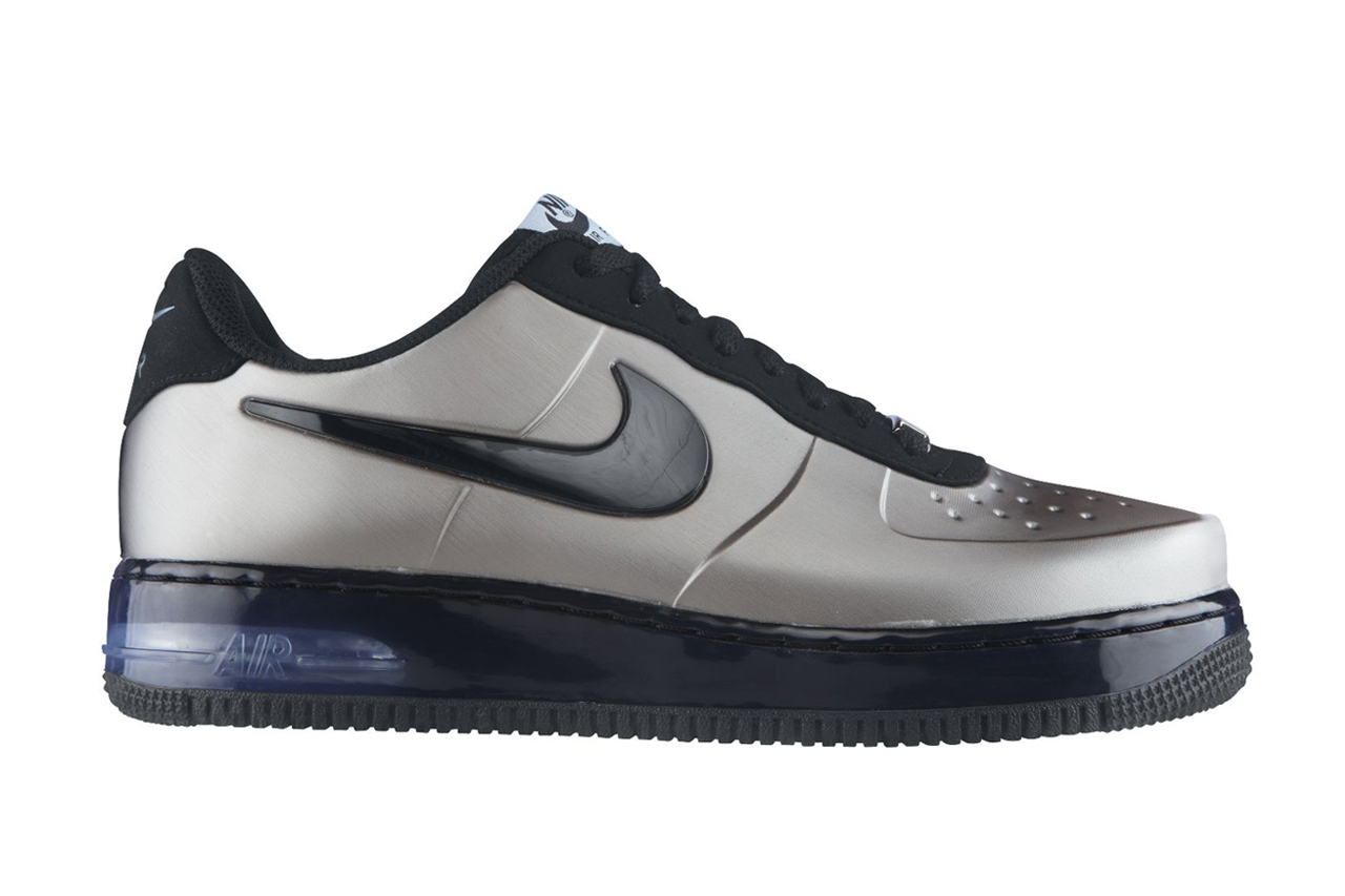 "Nike Air Force 1 Low Foamposite ""Pewter"""
