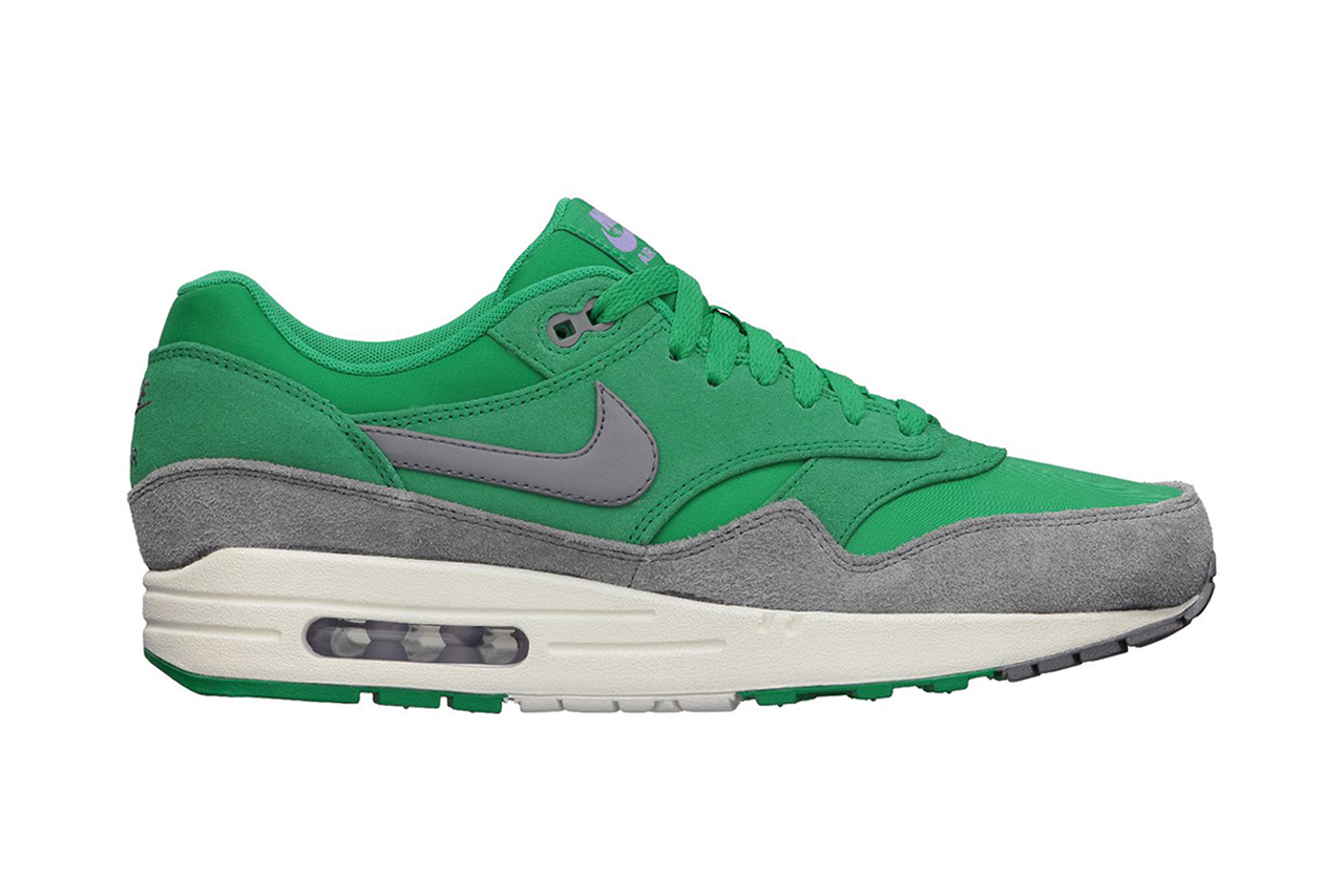 nike air max 1 premium stadium green