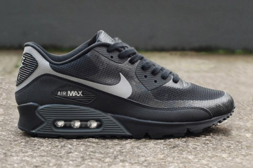 Nike Air Max 90 Hyperfuse Black/Grey