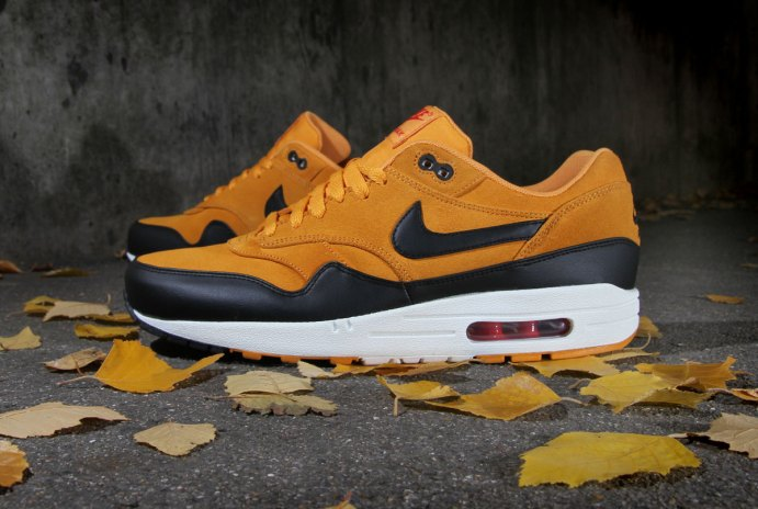 "Nike Air Max 1 Premium ""Canyon Gold"""