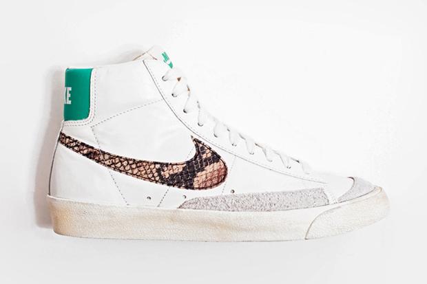 "Nike Blazer Mid 77 Premium Vintage ""Snakeskin"""