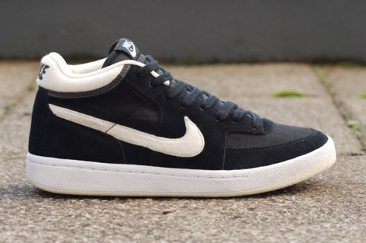 Nike Challenge Court Mid Suede/Ripstop