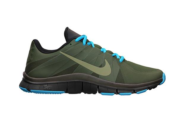 nike free trainer 5 0 n7 green turquoise