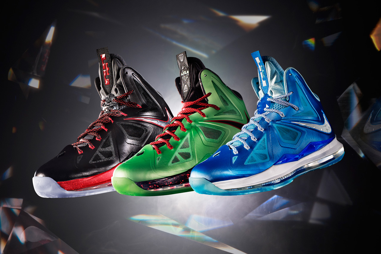 Nike Introduces the LeBron X