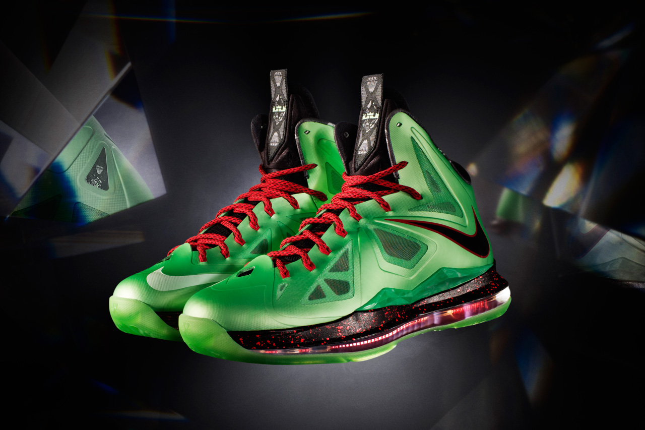 Nike Introduces the LeBron X