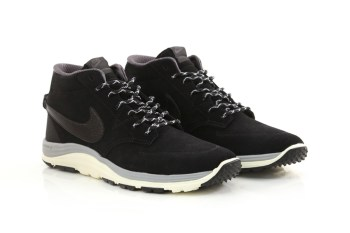 Nike Lunar Braata Mid OMS Black/Silver