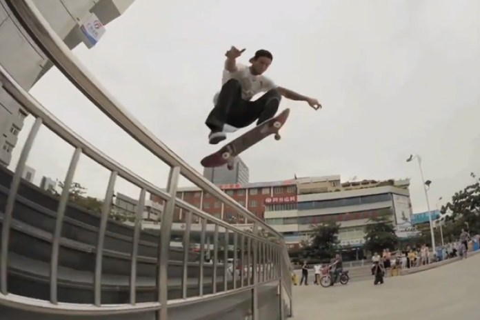 Nike SB Australia China Trip Video