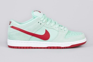 "Nike SB Dunk Low ""Mint"""
