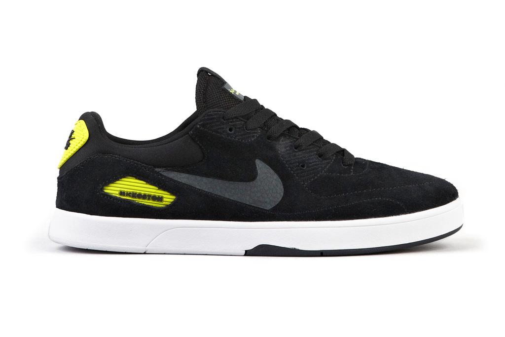 Nike SB Koston X Heritage - Black/Atomic Green