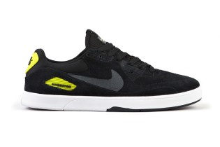 Nike SB Koston X Heritage - Black/Atomic Green