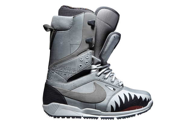 Nike Snowboarding Zoom Danny Kass QS Double Tongue Boot