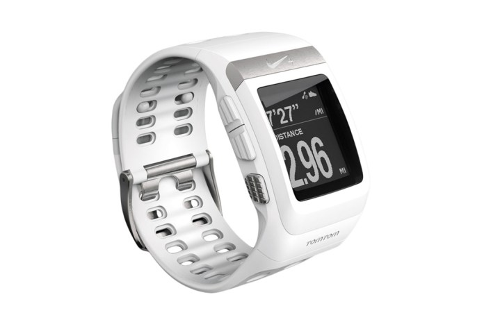 Nike+ SportWatch GPS White/Silver Edition