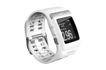Nike+ SportWatch GPS White/Silver Edition