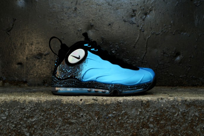 "Nike Total Air Foamposite Max ""Current Blue"""