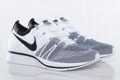 Nike Flyknit Trainer+ Black/White