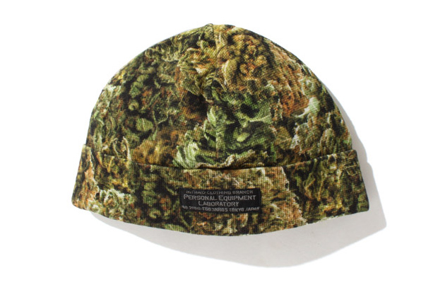 "Nitraid 2012 Fall/Winter ""Dope Forest"" Collection"