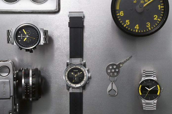 "Nixon 2012 Fall/Winter ""The Grand Prix"" Watch Collection"