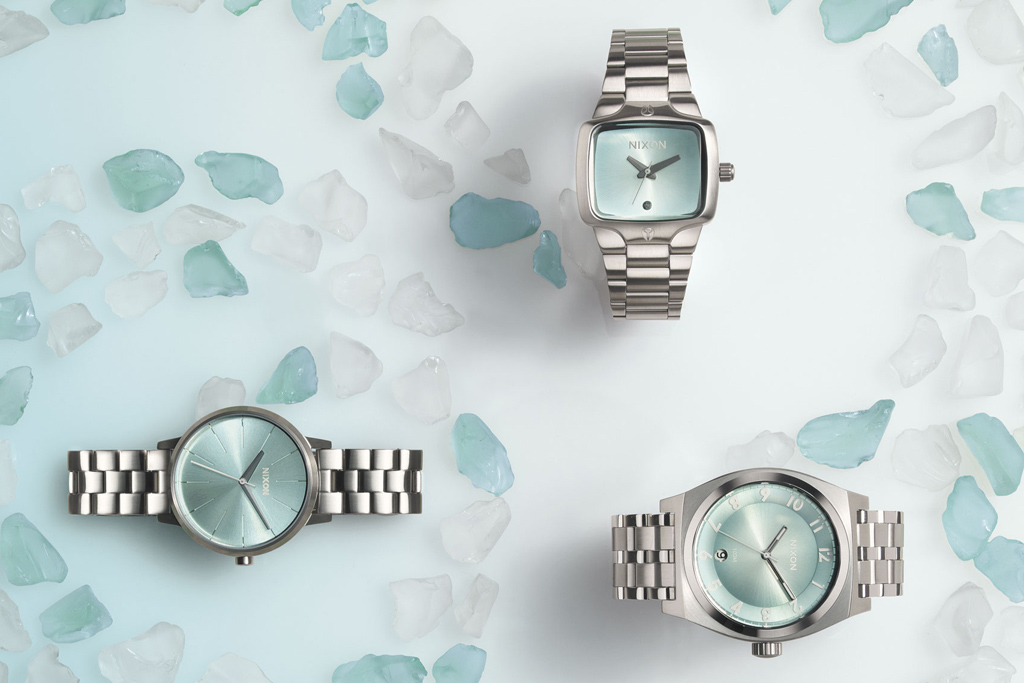 """Nixon 2012 Fall/Winter """"Mint"""" Collection"""