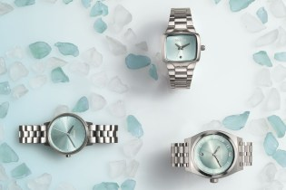 "Nixon 2012 Fall/Winter ""Mint"" Collection"