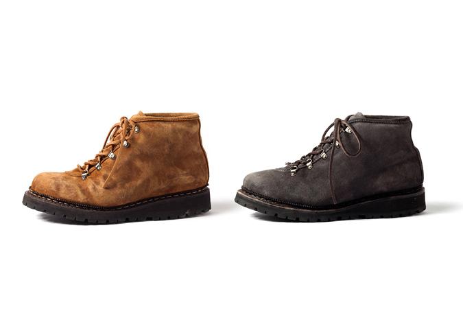 nonnative x REGAL Hiking Boots