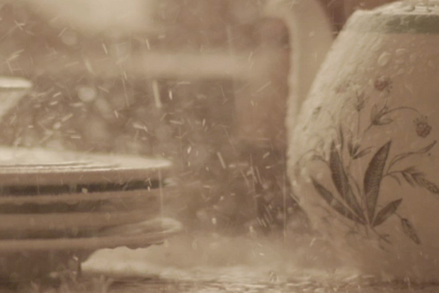 Notes on Blindness: Rainfall Video