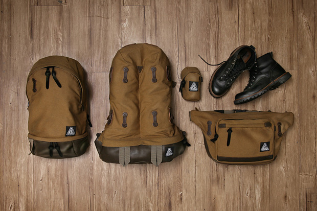 Nudebones x TBSB 2012 Fall/Winter Urban Sports Pack