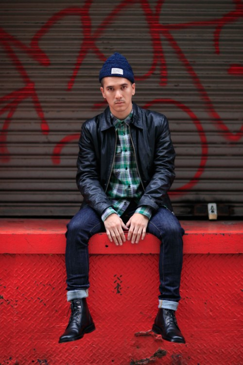 Nudie Jeans 2012 Fall/Winter Editorial