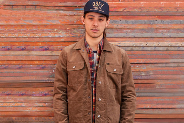 OBEY 2012 Holiday Lookbook