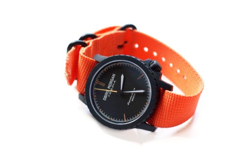 Obris Morgan Branco Watch