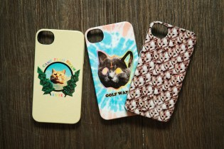 Odd Future x Incase iPhone 4S Snap Cases