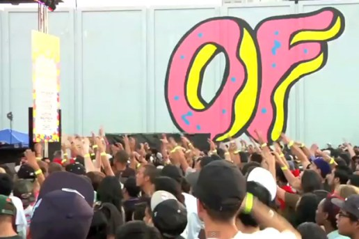 Odd Future's 2012 OFWGKTA Carnival Video Recap