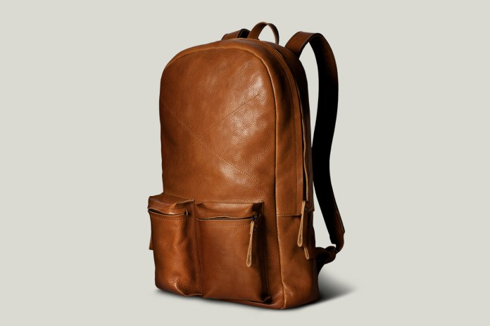 hard graft Old School Laptop Rucksack / Heritage