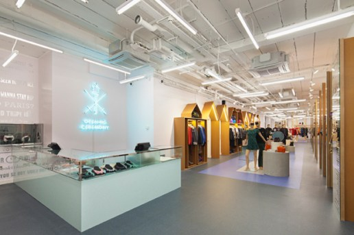 Opening Ceremony Opens the Doors to its New Store in London's Covent Garden