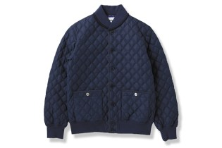 OriginalFake 2012 Fall/Winter X QUILTING RIB JACKET