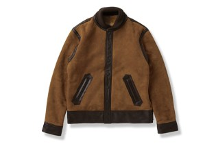 OriginalFake Mouton Varsity Jacket