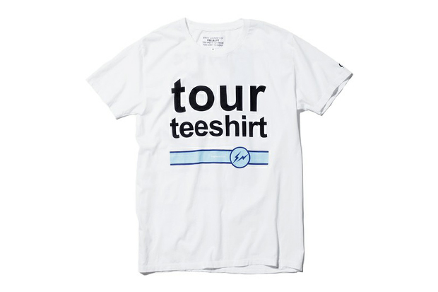 OUTSTANDING presents TOUR Tee SHIRT by fragment design x PEEL & LIFT