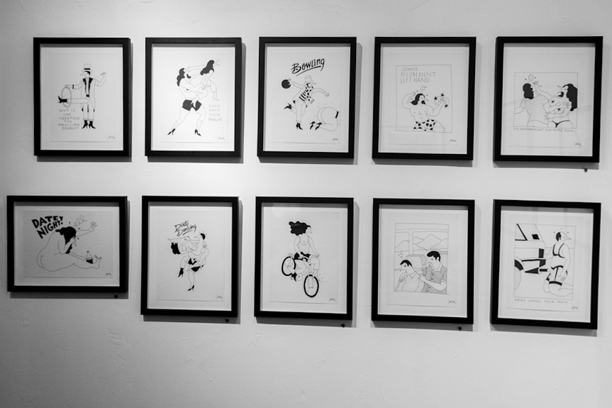 "Parra ""Kind Regrets"" Exhibition Recap @ HVW8 Gallery"