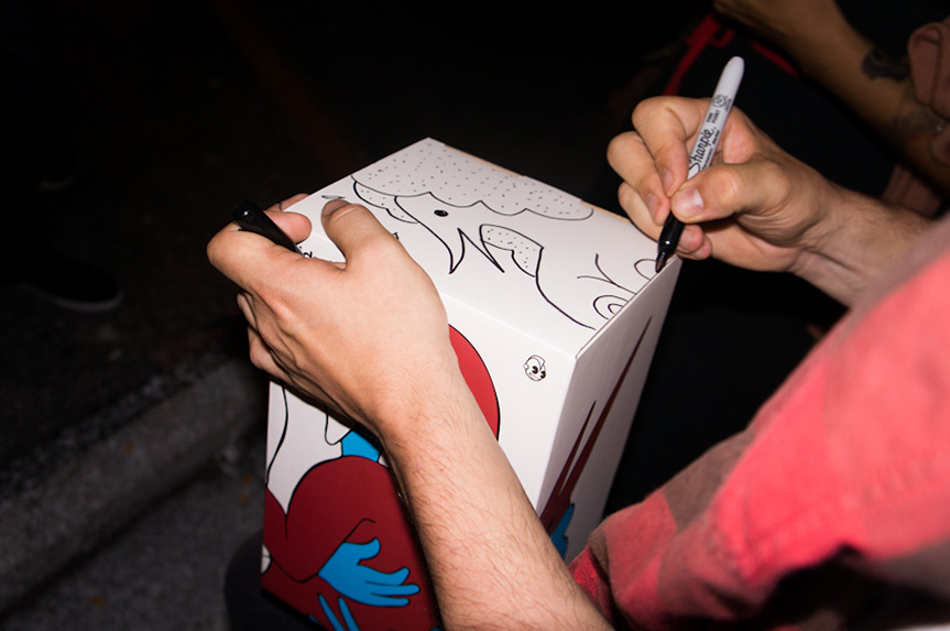 "Parra ""Kind Regrets"" Exhibition Recap @ HVW8 Gallery"