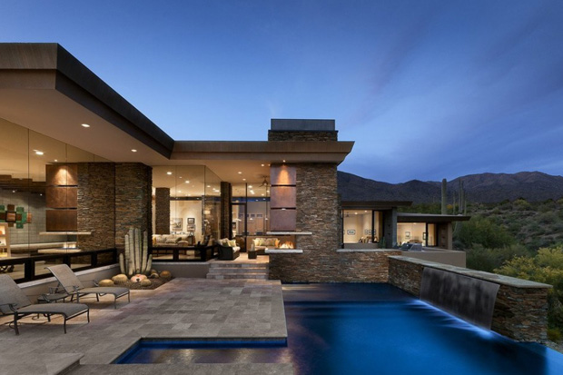 Pass Residence by Tate Studio Architects
