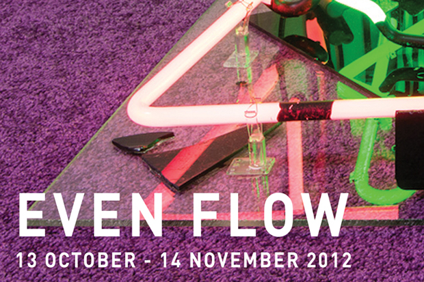 "Patrick Martinez, Aaron De La Cruz and James Roper ""EVEN FLOW"" Exhibition @ Circuit 12 Contemporary"
