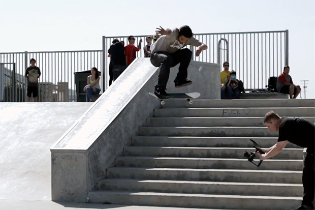 Paul Rodriguez Life: Family First - Ep.1, Part 2