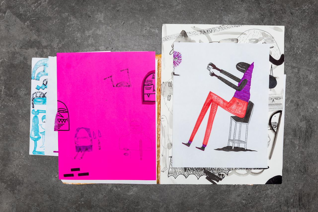 Pen & Paper: Stink