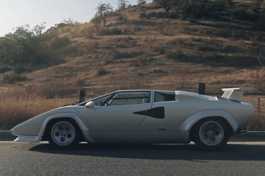 Petrolicious Takes a Look at Lamborghini's Outrageous Countach