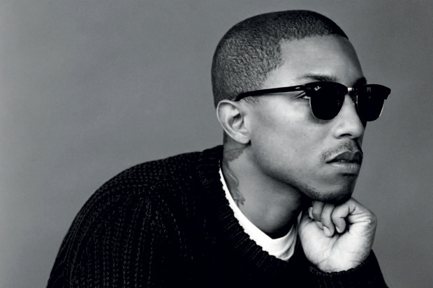 Pharrell Williams 'Places and Spaces I've Been' Book Signing in LA & NY