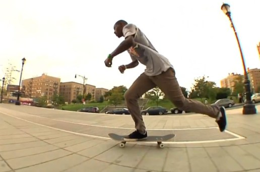 Pharrell Williams Relaunches ICECREAM Skate Team