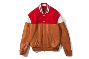 PHENOMENON 2012 Fall/Winter Mixed Jacket