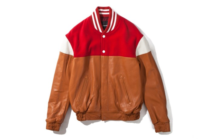 PHENOMENON 2012 Fall/Winter Mixed Jacket
